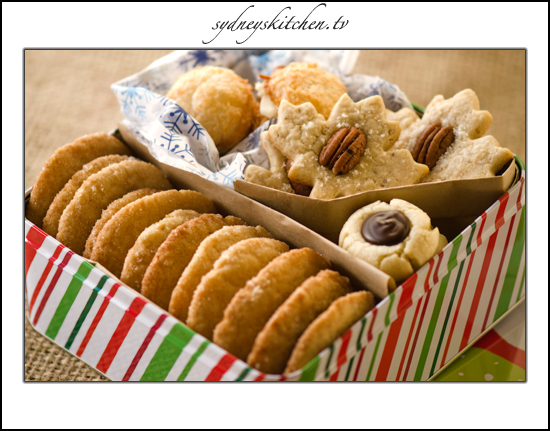 Christmas Gift Ideas ~ Assorted Cookie Tins